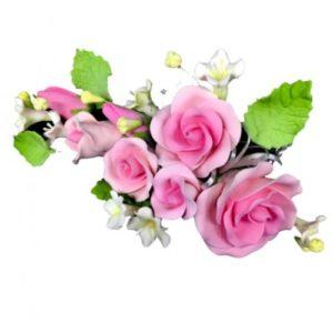 Готовый декор (фигурки, цветы и посыпки)